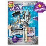 Color Alive - Skylanders