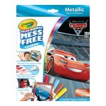 Color Wonder Metallic Paper & Markers - Disney's Pixar Cars 3