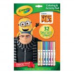 Coloring & Activity Pad w/Markers