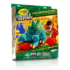 Create2Destroy - Dino Destruction Stomping Mall