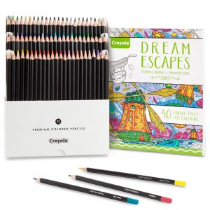 Dream Escapes Coloring Book Bundle
