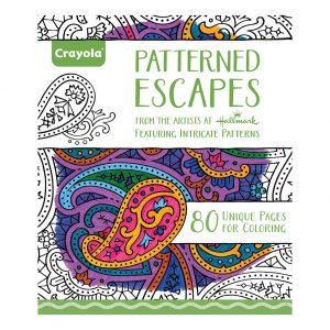 Patterned Escapes Coloring Book