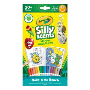 Silly Scents Marker Activity Kit