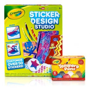 Sticker Design Studio Deluxe Kit
