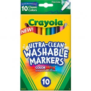 Ultra-Clean Markers
